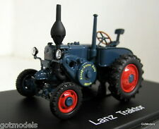 Schuco 1/43 Scale 02641 Lanz Traktor Tractor light blue diecast model tractor