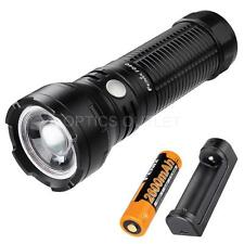 Fenix FD40 1000 Lumens Focus Zoom LED Flashlight w/ 18650 Battery and Charger