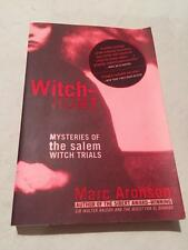 Witch-Hunt : Mysteries of the Salem Witch Trials by Marc Aronson (2005, Paper...
