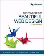 The Principles of Beautiful Web Design Beaird, Jason Paperback