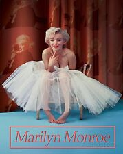 Marilyn Monroe Ballerina metal sign (ga)