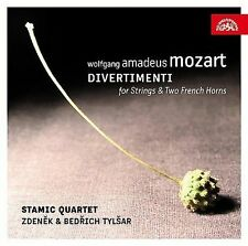 Divertimento for Strings & Two French Horns, New Music