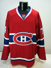 Montreal Canadiens NHL CCM Rbk Replica 3XL 56 Red Jersey 74 Kostitsyn Center Ice