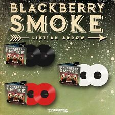 "Blackberry Smoke ""Like An Arrow"" Red Vinyl - NEW"