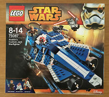 LEGO STAR WARS 75087 Anakin's Custom Jedi Starfighter New & Sealed