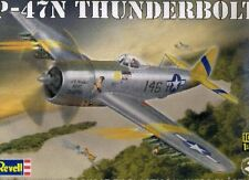 Avion de chasse REPUBLIC P-47N THUNDERBOLT - Kit Revell/Monogram 1/48 n° 15314