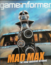 GAME INFORMER MAGAZINE #264 MAD MAX ROAD WARRIOR RETURNS VOLUME 25 NUMBER 4