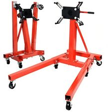 2000 lb Engine Motor Stand Hoist Auto Car Truck Automotive Folding Shop Jack