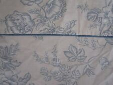 Vintage Colonial Williamsburg Crown Crafts 100% Cotton Twin Sheets Set Roses USA