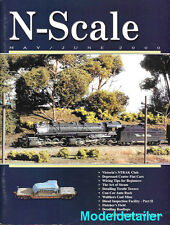N-Scale May 2000 Con-Cor Walthers Coal Mine Depressed Center Flats Steam Wiring