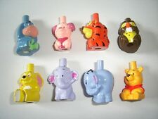 DISNEY WINNIE THE POOH TOTEMS FIGURINES SET - FIGURES COLLECTIBLES MINIATURES