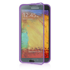 Samsung Galaxy Note 3 Lavender Wrap-Up Case with Screen Protector