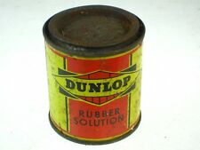 332173 Old Garage Advertising Tin Tire tyre Repair Kit Tin Dunlop patches Rubber