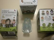 "Edward Scissorhands Titans ""I'm Not Finished"" Vinyl Figure ICE ANGEL"