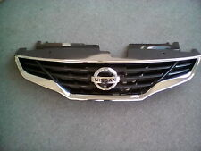 2010-2012 NISSAN ALTIMA COUPE OEM CHROME FRONT GRILLE WITH EMBLEM
