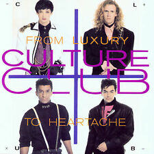 CULTURE CLUB-FROM LUXURY TO HEARTACHE CD NEW