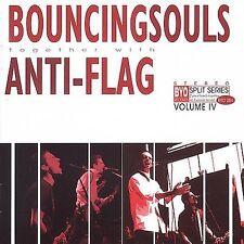 Bouncing Souls Anti-Flag Split - Series 4 vinyl LP NEW sealed