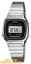 CASIO Watch Standard LA-670WA-1JF Ladies from JAPAN F/S with tracking number NEW