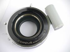 Compur No. 3 - Electronic Shutter