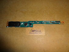 Toshiba Portege M400 Tablet Laptop Power Button Board. P/N: FAPNW4