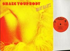 "GARY BARTZ shake your body/penelope 12 CL 15999 uk capitol 1978 12"" PS EX/EX-"