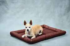 Pet Precision SnooZZy® DURABLE Dog Crate Cage Mat Bed Pad Cushion Medium 3000