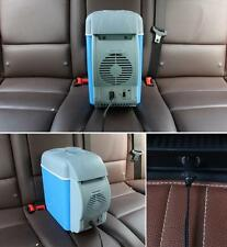 12V 7.5L Mini Portable Car Van Freezer Refrigerator Travel Camping Warmer Fridge