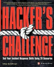 Security Ser.: Hacker's Challenge : Test Your Incident Response Skills Using...