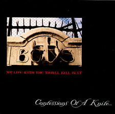 Confessions of a Knife by My Life with the Thrill Kill Kult (CD Wax Trax)