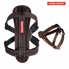 EZYDOG CHEST PLATE DOG HARNESS - Strong and Comfortable - FREE UK P&P Available!