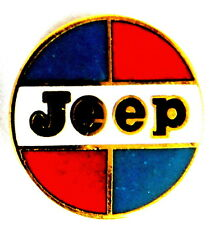 AUTO Pin / Pins - JEEP CHRYSLER LOGO [1222]