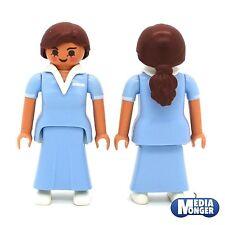 playmobil® Figur: Lehrerin   Kindergärtnerin   Erzieherin gebräunt in Rock