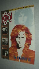 ROCK THIS TOWN 87 (4/91)THE DOORS JIM MORRISON SIMPLE MINDS SERGE GAINSBOURG (2)