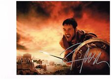 Russell Crowe 8 x 10 GLADIATOR  Authentic Hand Signed Autographed Photo W/LOA