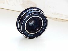 INDUSTAR-69 2.8/28mm Wide Angle Soviet Russian pancake lens M39 AS Is