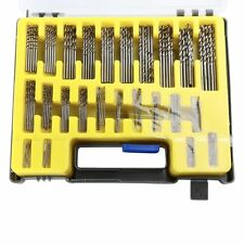 150PCS Mini Micro Power High Speed Steel Drill Bit Set Twist Kits 0.4-3.2mm