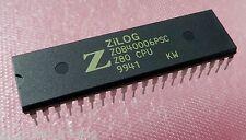 ZILOG Z80 CPU Z0840006PSC ORIGINAL Zilog