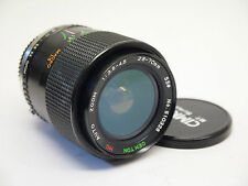 Centon 28-70mm F3.5-4.5 MC Zoom for Olympus Film OM Mount. Stock Number U6605