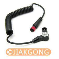 RF-602 YN-126 Remote Cable for NIKON D800 D700 D300 D300s D3