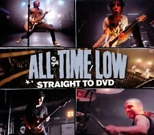 All Time Low - Straight to DVD NEW CD / DVD ALBUM