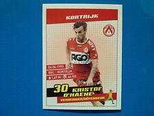 Panini Pro League 2016 n.149 D'Haene Kortrijk