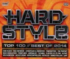 Various - Hardstyle Top 100-Best of 2014 - CD