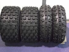 YAMAHA YFZ 450X QUADBOSS SPORT ATV TIRES ( SET 4 ) 21X7-10 , 20X10-9  4 PR