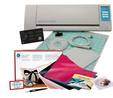 NEW Silhouette V2 CAMEO Digital Cutting Machine + Heat Transfer Starter Kit