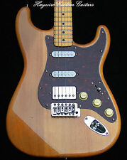 Guitar-Fender Stratocaster +Warmoth Option+ PAF Humbucker + Treble Bleed +SRV's