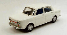 Simca Abarth 1150 1963 Bianco 1:43 Model BEST MODELS