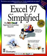 Microsoft Excel 97 Simplified (Simplified (Wiley)) by Maran, Ruth