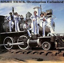 RIGHT TRACK Destination Unlimited TRUE SOUL RECORDS Sealed Vinyl Record LP