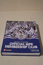 QPR / Queens Park Rangers F.C. Souvenir 2011/2012 Season Box (A4 sized)