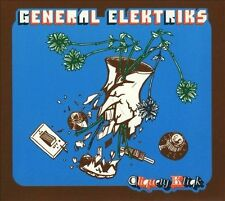 Cliquety Kliqk ~ General Elektriks CD 2005 Original Quannum Projects MINT-